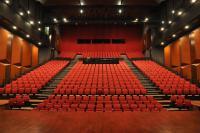 Salle spectacle et cinéma de l'espace culturel Les Prairiales Epernon